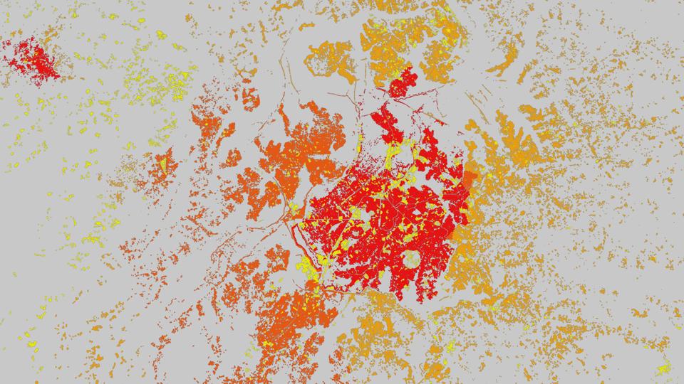 PopMaps population density