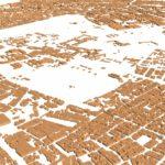 3D Model Lima Peru Smart Cities