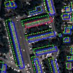 Operational pipeline for large-scale 3D reconstruction of buildings from satellite images