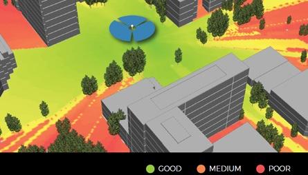digital maps for wireless industry